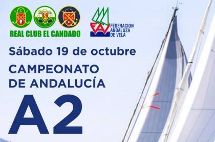 El Campeonato de Andalucía de Crucero A2 celebrado