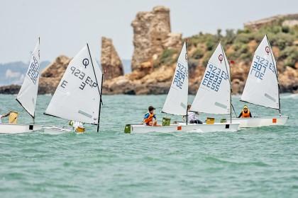 El Campeonato de Andalucía de Optimist este fin de semana
