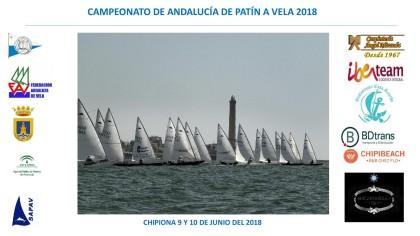 El Campeonato de Andalucía de Patín a Vela