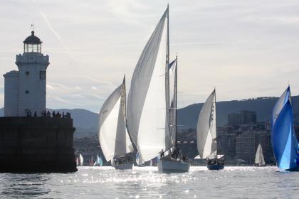 El Campeonato de Bizkaia crucero y J80 vuelven al Abra