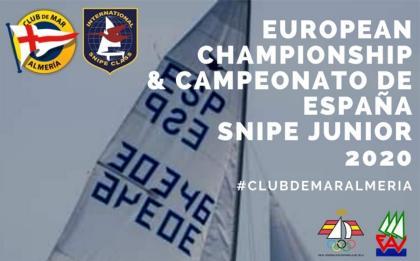 El Campeonato de Europa y de España de Snipe ya tiene fecha