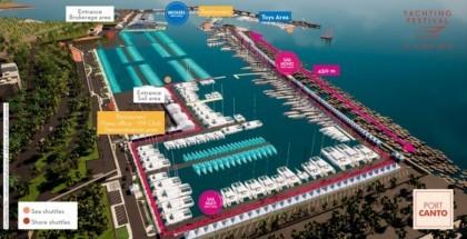 El Cannes Yachting Festival apuesta por la vela