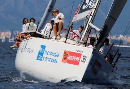 El Carmen-Elite Sails, galardonado como mejor equipo