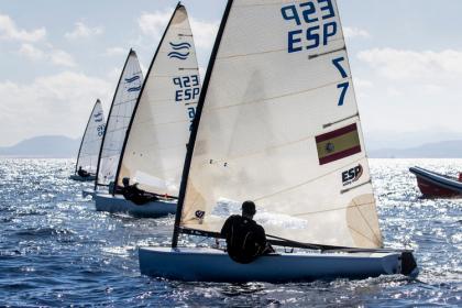 El ESP Sailing Team inicia el sprint final hacia Tokio