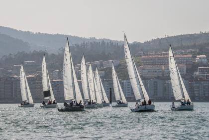 El Marías gana la primera etapa de la Liga de Invierno Baitra J80