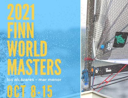 El Mundial Finn Master 2021 en el mar menor