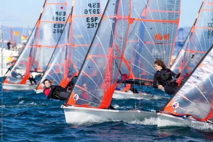 El náutico de Gran Canaria cerró el campeonato Insular