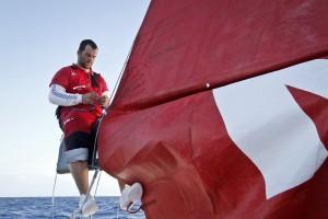 El objetivo del MAPFRE es ganar la Volvo Ocean Race