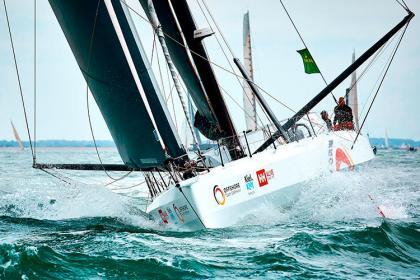 El Offshore Team Germany gana en la clase IMOCA