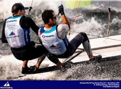 El pasaporte olímpico para los españoles pasa por Auckland