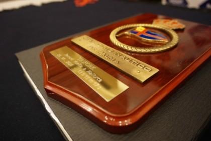 El Real Club Náutico de Palma rinde homenaje al armador del Trifork