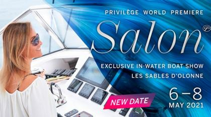 El Salón náutico Privilege en les Sables d`Olonne