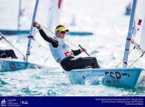 El Top 10 del Youth Sailing World Championship