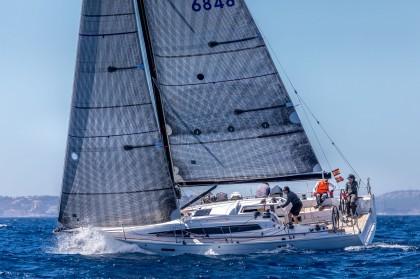 El Trofeo Carnaval reunió a 55 barcos en el RCNP