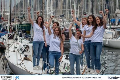 El Trofeo Conde de Godó con tres equipos femenínos