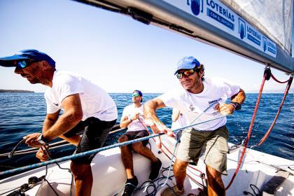 El Trofeo Loterías y Apuestas del Estado para el RCN Arrecife