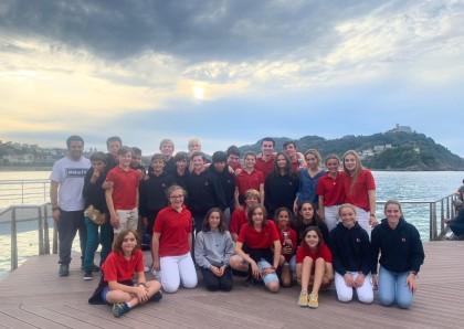 El Trofeo Real Club Náutico de San Sebastián celebrado