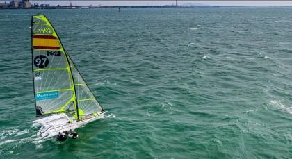 El viento arrecia y deja a la flota en tierra en Australia