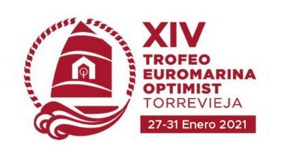 El XIV Trofeo Euromarina Optimist se aplaza a 2022