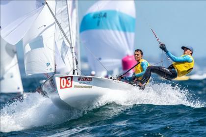 España con regatistas en el Top10 de 7 de las 10 clases olímpicas