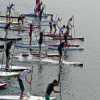 Exito de participacion en el I Circuito Sup Race Mediterraneo