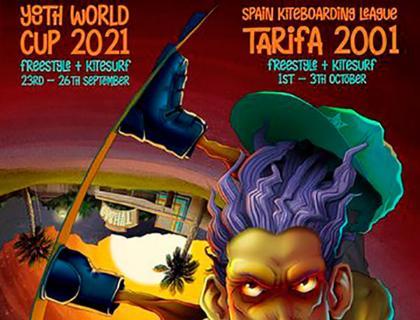 Final Copa del Mundo y España de Kiteboarding en Tarifa