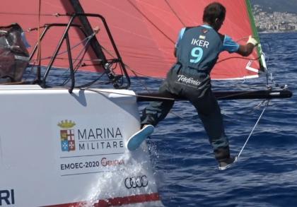 Finalizado el campeonato de Europa Mixto Offshore