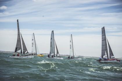 Ha finalizado el Campeonato de Andalucía de Catamarán