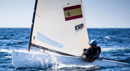 Joan Cardona representará a España en los JJ.OO.