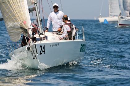 Jornada final del I Trofeo One Sails en el Abra