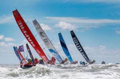 La 14ª The Ocean Race la prueba deportiva más dura del mundo