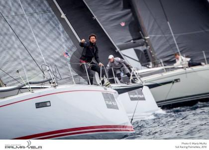La 15ª edición de la Sail Racing PalmaVela disputada
