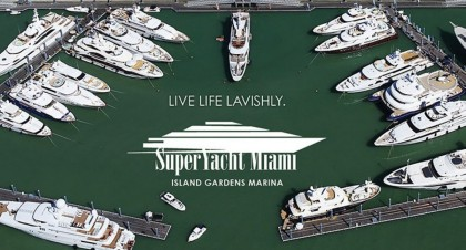 La 32º edición del Miami Yacht Show 2020