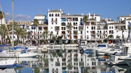 La actividad de los puertos deportivos y turísticos esencial