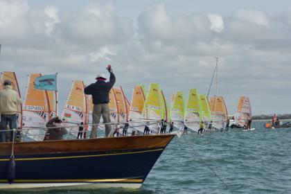 La competición regresa al litoral andaluz por todo lo alto
