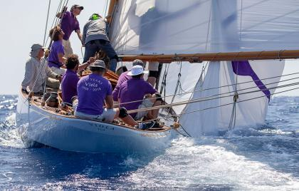 La Copa del Rey de Barcos de Época Repsol cierra una edición espectacular