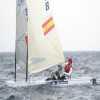La falta de viento condiciona el Mundial de Santander
