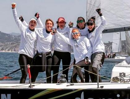 La Federació de Vela de Comunitat Valenciana apuesta por la vela femenina