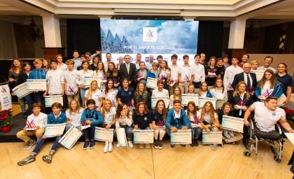 La Federación Balear de Vela (FBV) celebra su gala anual