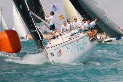 La III Regata Camino de la Cruz, Trofeo Punta Este
