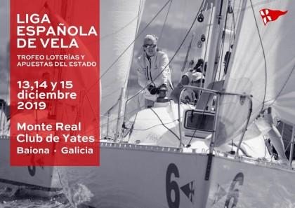 La Liga Española de Vela empieza en Baiona