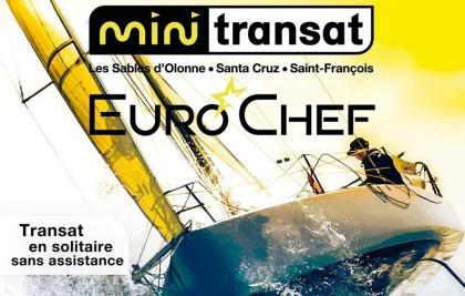 La Mini Transat – Eurochef 2021 en la Palma
