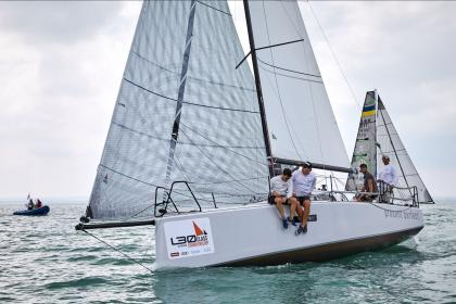 La nueva Clase Offshore ya navega hacia Paris 2024