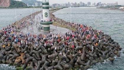 La Ocean Race 2021-22 se detendrá en Itajaí, Brasil