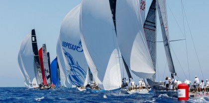 La Porto Cervo 52 SUPER SERIES Sailing Week 2019