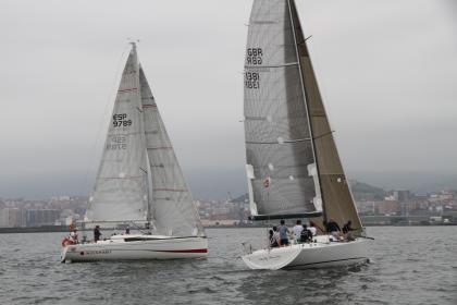 La Regata Mar de Maeloc- Xacobeo llega a La Coruña