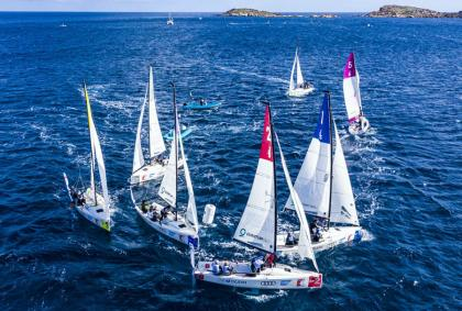 La Sailing Champions League Final en Porto Cervo