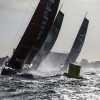 La salida de la etapa 2 de la Volvo Ocean Race