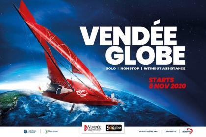 La salida de la IX Vendée Globe sin público