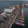 La salida de la Volvo Ocean Race con mayor impacto